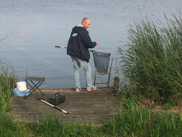 Camping Synneveer Sneek Vissen01